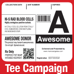 My Blood Type is A, for Awesome! Limited Pre-Order